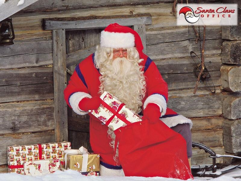 Дед мороз получайте вы подарки 153